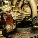 Moonshine drank Harley Davidson